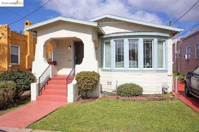 1845 67th Avenue, Oakland, CA 94621 (#EB40941194) :: Intero Real Estate