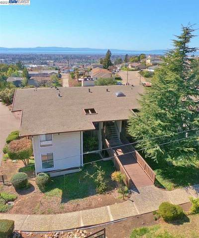 19100 Crest Ave. 1, Castro Valley, CA 94546 (MLS #BE40941289) :: Compass