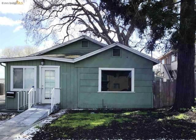 1460 150Th Ave, San Leandro, CA 94578 (#EB40941420) :: Intero Real Estate