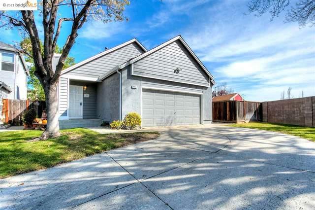 845 Antelope Ter, Brentwood, CA 94513 (#EB40942219) :: Intero Real Estate