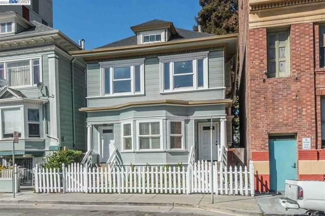 524 21st Street, Oakland, CA 94612 (#BE40942522) :: Intero Real Estate