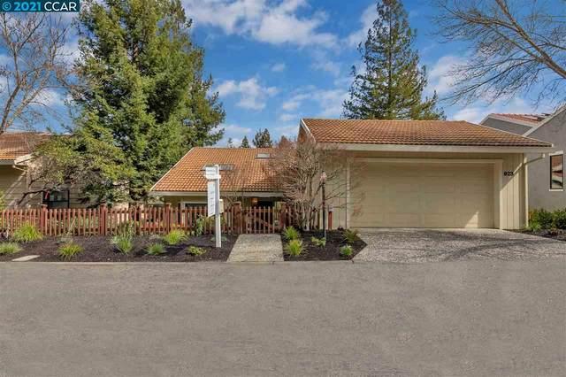 923 Augusta Dr, Moraga, CA 94556 (#CC40942921) :: Schneider Estates