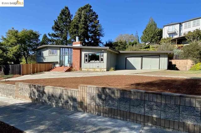 8547 Terrace Dr, El Cerrito, CA 94530 (MLS #EB40943224) :: Compass