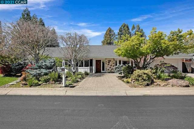855 Santa Maria Way, Lafayette, CA 94549 (#CC40942416) :: Intero Real Estate