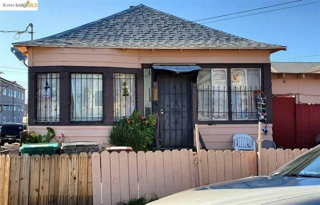2003 N 27Th Ave, Oakland, CA 94601 (#EB40943312) :: Intero Real Estate