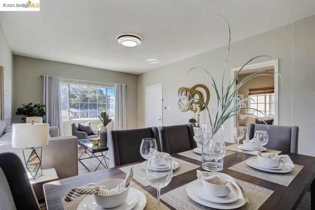 2210 Vicksburg Ave, Oakland, CA 94601 (#EB40943373) :: The Sean Cooper Real Estate Group