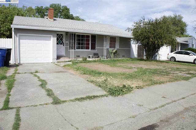 145 Bay Drive, Sacramento, CA 95815 (#BE40943708) :: Strock Real Estate