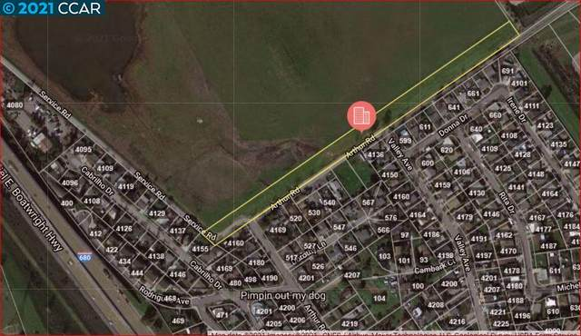 Arthur Road, Martinez, CA 94553 (#CC40943732) :: Paymon Real Estate Group