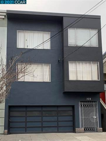 159 4th Ave, San Francisco, CA 94118 (#CC40943833) :: The Kulda Real Estate Group