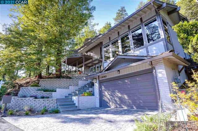 1690 Arrowhead, Oakland, CA 94611 (#CC40943896) :: Intero Real Estate
