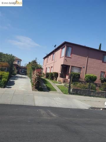 9433 Olive, Oakland, CA 94603 (#EB40943258) :: Real Estate Experts