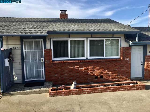 2401 Dolan, San Pablo, CA 94806 (#CC40944079) :: Intero Real Estate