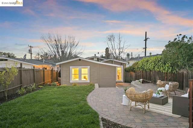 3870 Rhoda Ave., Oakland, CA 94602 (#EB40944359) :: Robert Balina | Synergize Realty