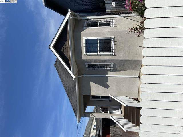 333 Chanslor Ave, Richmond, CA 94801 (#BE40944786) :: Real Estate Experts