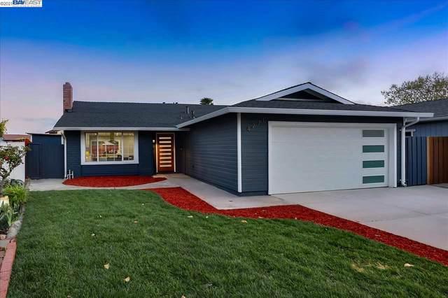 4271 Queen Anne Dr, Union City, CA 94587 (#BE40944993) :: Schneider Estates
