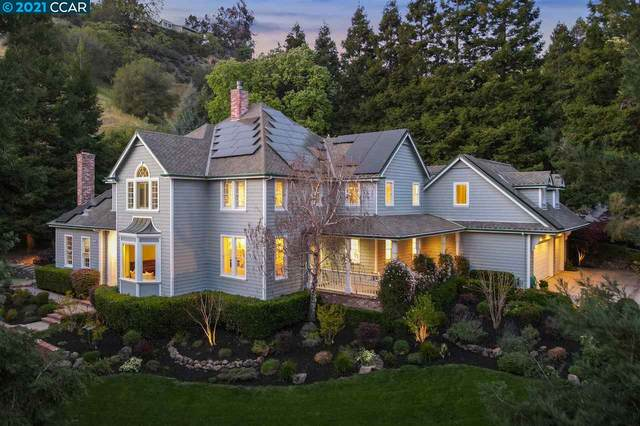 1219 Woodborough Rd, Lafayette, CA 94549 (#CC40945127) :: The Sean Cooper Real Estate Group