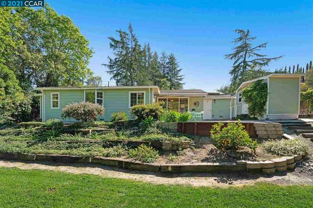 10 W Park Ct, Walnut Creek, CA 94597 (#CC40945190) :: The Sean Cooper Real Estate Group