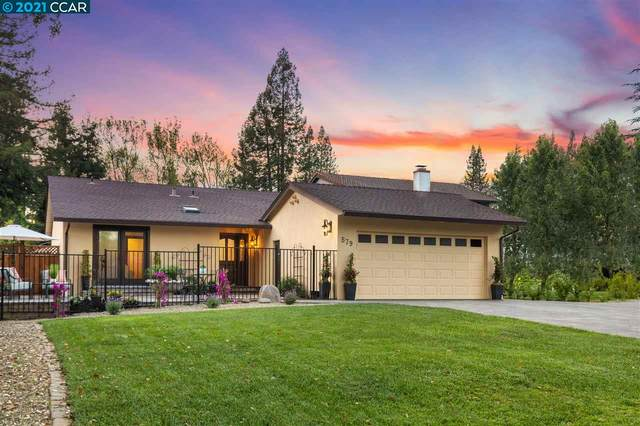 579 Morninghome Rd, Danville, CA 94526 (#CC40945343) :: The Sean Cooper Real Estate Group