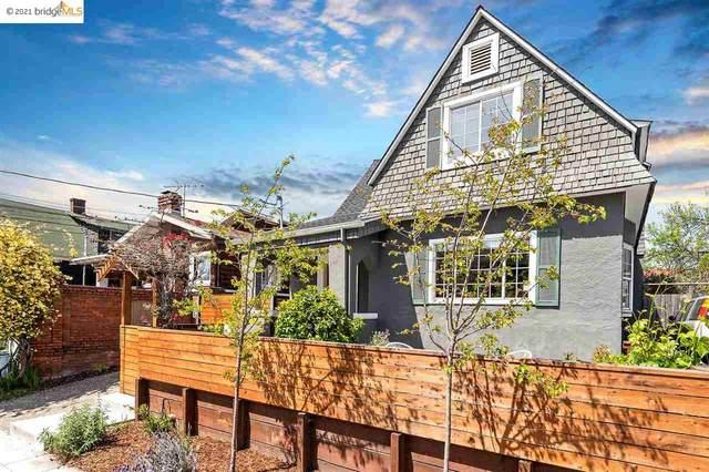 1915 Oregon St A, Berkeley, CA 94703 (#EB40945726) :: The Kulda Real Estate Group