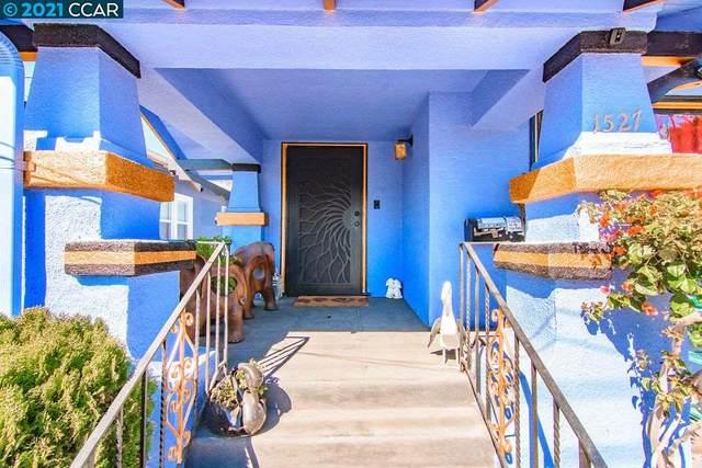 1527 Julia Street, Berkeley, CA 94703 (#CC40946082) :: Real Estate Experts