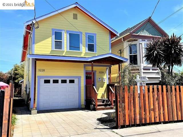 3226 Chestnut, Oakland, CA 94608 (#EB40946253) :: Live Play Silicon Valley