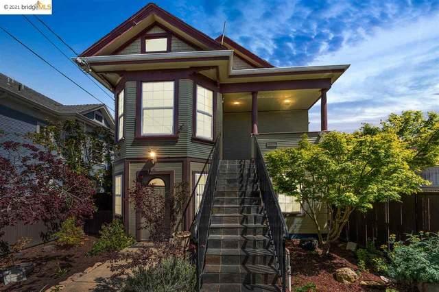 6606 Whitney St, Oakland, CA 94609 (#EB40946358) :: Intero Real Estate