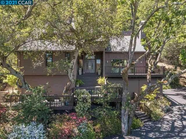 1207 Upper Happy Valley Rd, Lafayette, CA 94549 (#CC40946990) :: Schneider Estates
