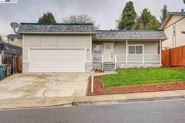 312 Riviera Dr, Union City, CA 94587 (#BE40947135) :: Intero Real Estate