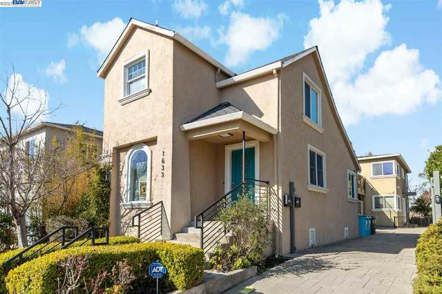 1633 Stuart St, Berkeley, CA 94703 (#BE40945964) :: The Kulda Real Estate Group