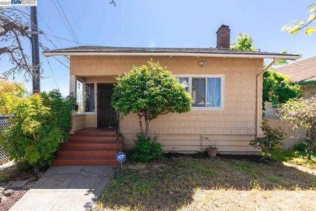 1730 41St Ave, Oakland, CA 94601 (#BE40947532) :: Schneider Estates