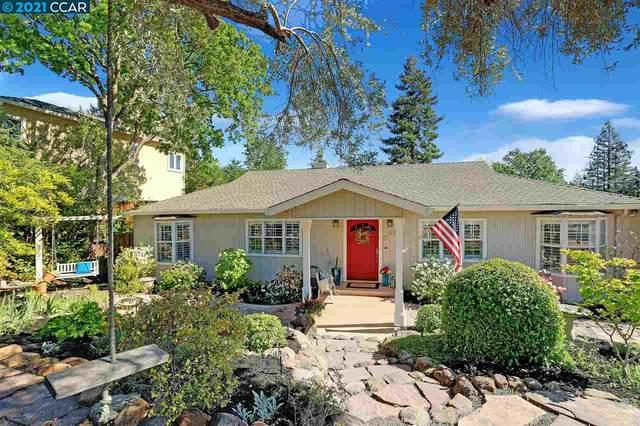 278 Valle Vista Dr, Danville, CA 94526 (#CC40947343) :: Schneider Estates