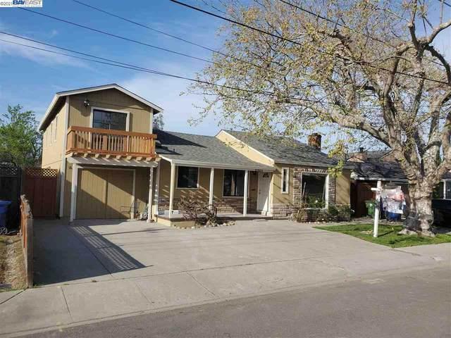 2336 Farley St, Castro Valley, CA 94546 (#BE40944048) :: Olga Golovko