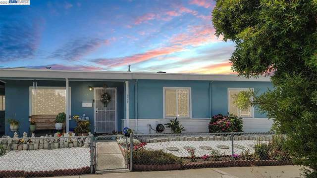 2017 Arctic St, San Leandro, CA 94577 (#BE40947867) :: Real Estate Experts