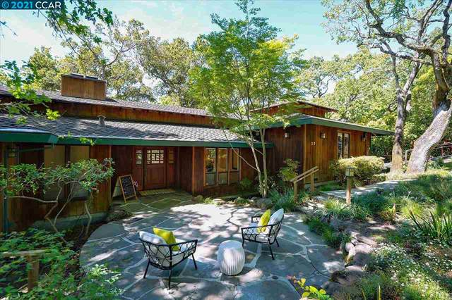 27 Oakwood Rd, Orinda, CA 94563 (#CC40945500) :: Robert Balina | Synergize Realty