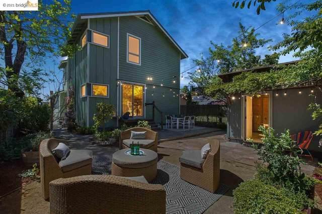 1865 Franklin St, Berkeley, CA 94702 (#EB40948285) :: Intero Real Estate
