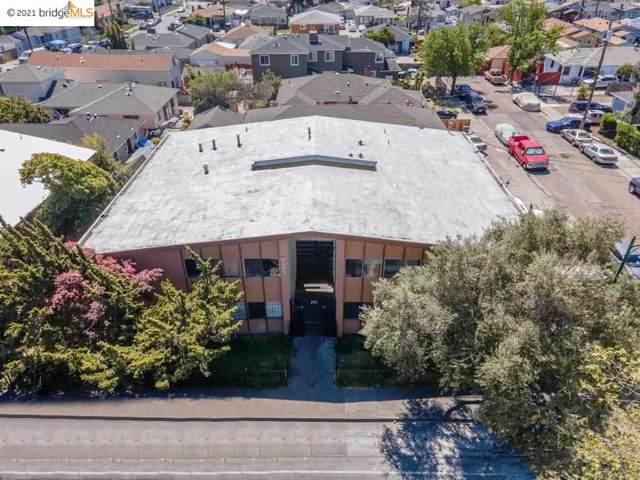 7615 Bancroft Ave, Oakland, CA 94605 (#EB40948316) :: The Kulda Real Estate Group