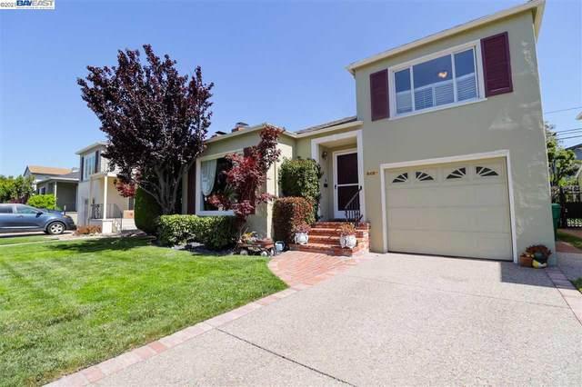 2827 Fernside Blvd, Alameda, CA 94501 (MLS #BE40948365) :: Compass