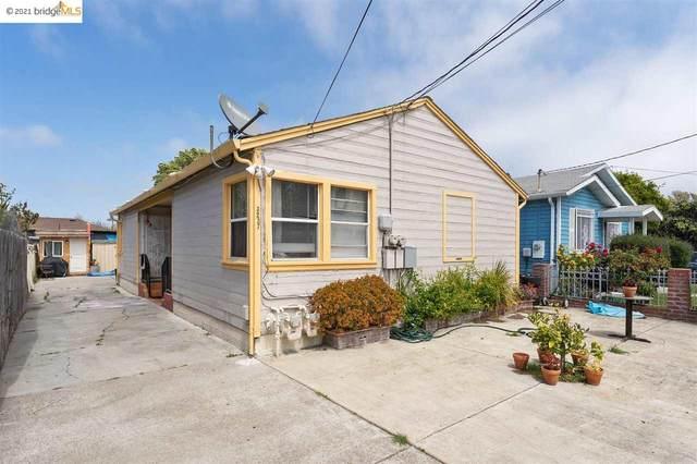 3237 Tulare Ave, Richmond, CA 94804 (#EB40948610) :: The Realty Society