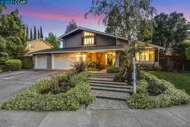 157 Firestone Dr, Walnut Creek, CA 94598 (#CC40948725) :: The Kulda Real Estate Group