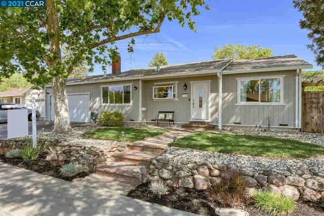 1760 Woodcrest Dr, Concord, CA 94521 (#CC40948242) :: Schneider Estates