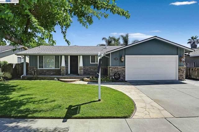 5080 Black Ave, Pleasanton, CA 94566 (#BE40948301) :: Intero Real Estate