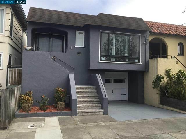 329 Kains Ave, San Bruno, CA 94066 (#CC40949076) :: Schneider Estates