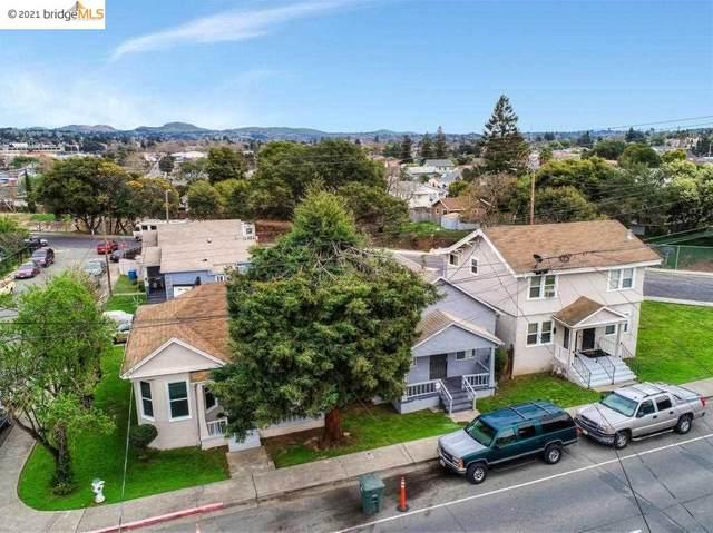 1622 Sacramento St, Vallejo, CA 94590 (#EB40949170) :: Paymon Real Estate Group