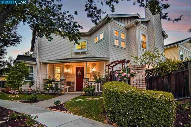 149 Molly Way, Walnut Creek, CA 94595 (#CC40949460) :: Real Estate Experts