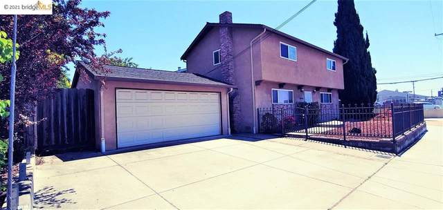 18922 Redwood Rd, Castro Valley, CA 94546 (#EB40949553) :: Live Play Silicon Valley