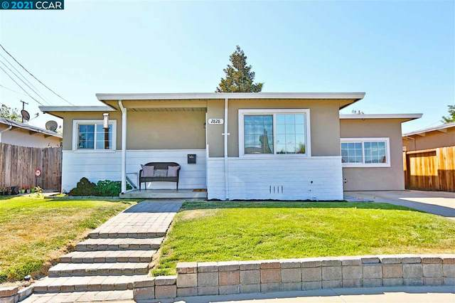 2828 Hilltop Road, Concord, CA 94520 (#CC40949709) :: Strock Real Estate