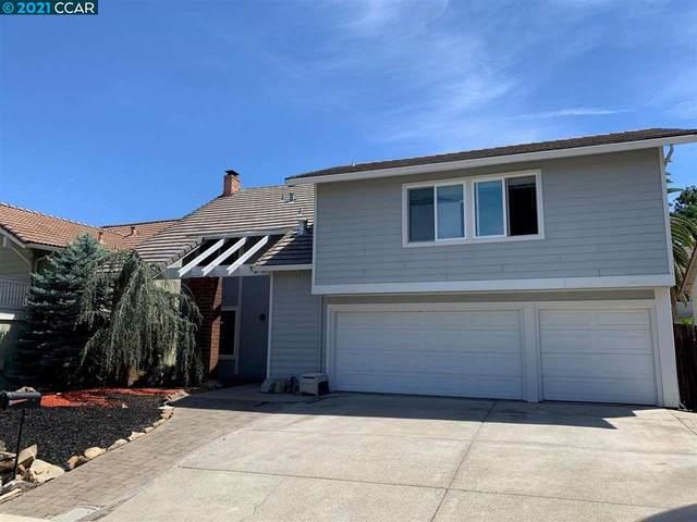 4403 Shellbark Ct, Concord, CA 94521 (#CC40949721) :: Strock Real Estate