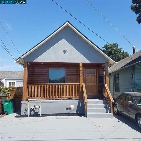 9652 E St, Oakland, CA 94603 (#CC40949883) :: Schneider Estates