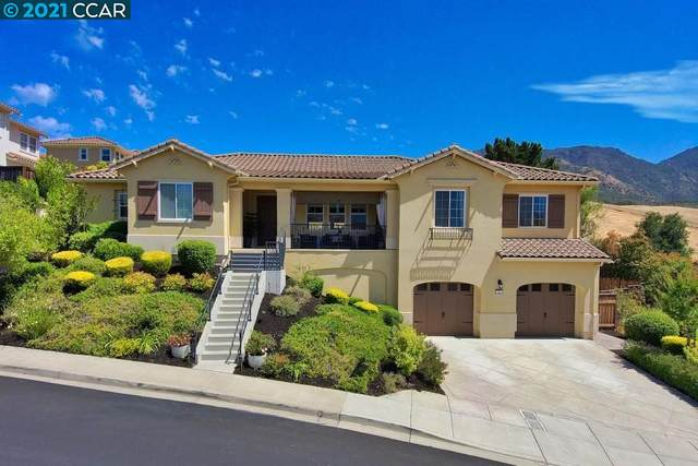 2 Seminary Ridge Pl, Clayton, CA 94517 (#CC40950126) :: Strock Real Estate