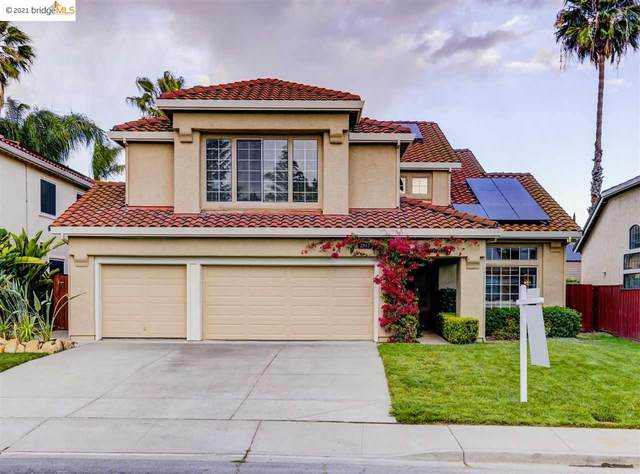 2517 Larch Way, Antioch, CA 94509 (#EB40950720) :: The Kulda Real Estate Group